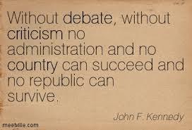 JFKdebate