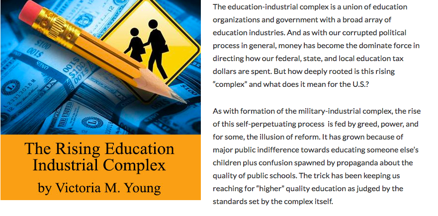 Defining the Education-Industrial Complex